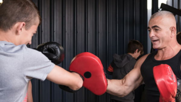 Junior Boxercise 1280X720